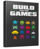 Build Your Own Games eBook with Master Resell Rights/Giveaway Rights