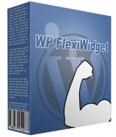 WP FlexiWidget Plugin Software with private label rights