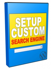 Setup Your Own Search Engine Video Video with Master Resell Rights/Giveaway Rights