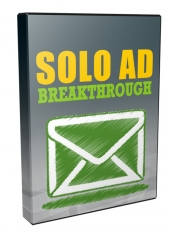 Solo Ad Breakthrough Video with Private Label Rights