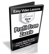 Profit From Zazzle Video with Master Resell Rights