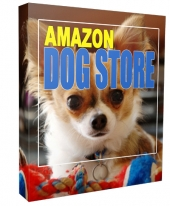 New Amazon Dog Store Template with private label rights