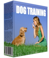 New Dog Training Information Software Software with private label rights