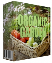 Organic Garden Information Software Software with Private Label Rights