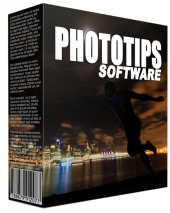 Photo Tips and Information Software Software with private label rights