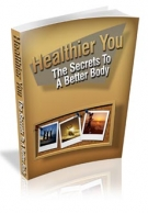 Healthier You eBook with Resell Rights