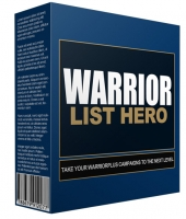 Warrior List Hero Software with Personal Use Rights