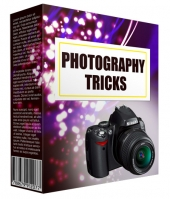 New Photography Tricks Niche Blog Template with private label rights