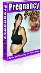 Pregnancy Guide eBook with Resell Rights