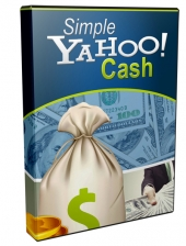 Simple Yahoo Cash Video with Resell Rights