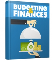 Budgeting and Finances eBook with private label rights