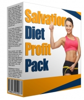 Salvation Diet Profit Pack Video with Resell Rights