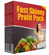 Fast Skinny Profit Pack Video with Resell Rights