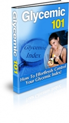 Glycemic 101 eBook with Resell Rights