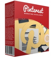 Pinterest Marketing Excellence Report and Video Series Package Video with Personal Use Rights