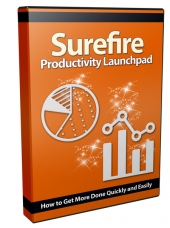 Surefire Productivity Launchpad Video with Private Label Rights