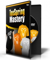TeeSpring Mastery Video with Resell Rights