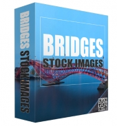 Bridges Stock Images Graphic with Resell Rights