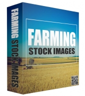 Farming Stock Images Graphic with Resell Rights