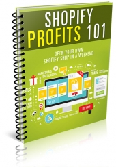 Shopify Profits eBook with Private Label Rights