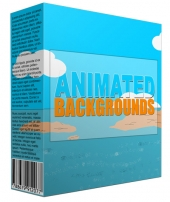 Animated Backgrounds Package Video with Personal Use Rights