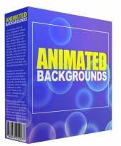 Animated Backgrounds Volume 3 Video with Personal Use Rights