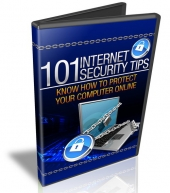 101 Internet Security Tips Video with Resell Rights