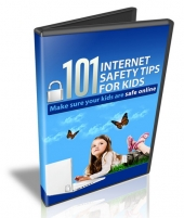 101 Internet Safety Tips For Kids Video with Resell Rights