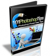 101 Photoshop Tips Video with Resell Rights