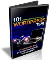 101 Wordpress Power Tips Video with Resell Rights