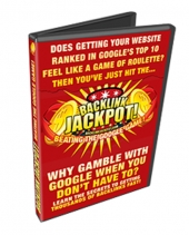 Backlink Jackpot Video with Personal Use Rights