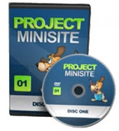Project Minisite Video with Personal Use Rights