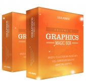 Graphics Magic Box V2 GOLD Graphic with Personal Use Rights/Developers Rights