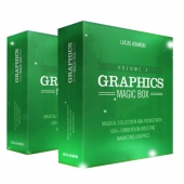 Graphics Magic Box V3 Elite Graphic with Personal Use Rights/Developers Rights