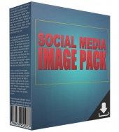 New Social Media Graphics Pack Graphic with Personal Use Rights/Developers Rights