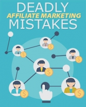 Affiliate Marketing Mistakes eBook with Private Label Rights