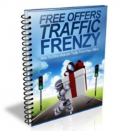 Free Offers Traffic Frenzy eBook with Master Resell Rights/Giveaway Rights