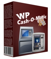 WP Cash-O-Matic Software with Private Label Rights