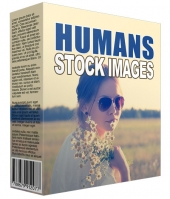 Latest Humans Stock Images Graphic with Resell Rights