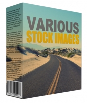 Various Stock Image V2 Graphic with Resell Rights