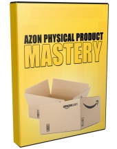 Azon Physical Product Mastery Video with Personal Use Rights