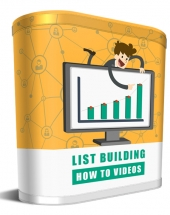 List Building How To Videos Video with Master Resell Rights