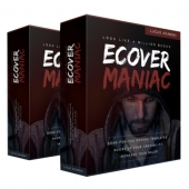 eCover Maniac Graphic with Personal Use Rights/Developers Rights