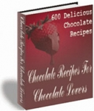 600 Delicious Chocolate Recipes eBook with Resell Rights