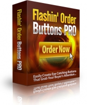 Flashing Order Buttons Pro Software with Master Resell Rights