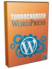 Turbocharged Wordpress Video with Master Resell Rights/Giveaway Rights