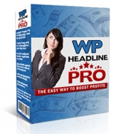WP Headline Pro Software with Master Resell Rights/Giveaway Rights