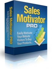 Sales Motivator Pro Software with Master Resell Rights