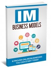 IM Business Models eBook with private label rights