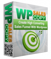 WP Sales Copy Software with Personal Use Rights/Developers Rights
